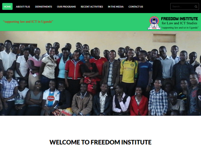 Freedom Institute for Law and ICT Studies
