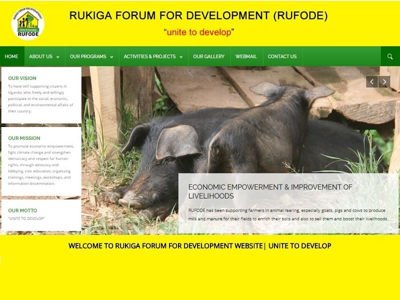 Rukiga Forum for Development